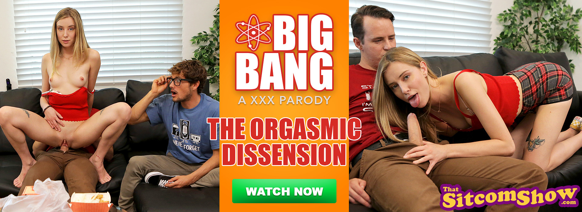 Big Bang The Orgasmic Dissension