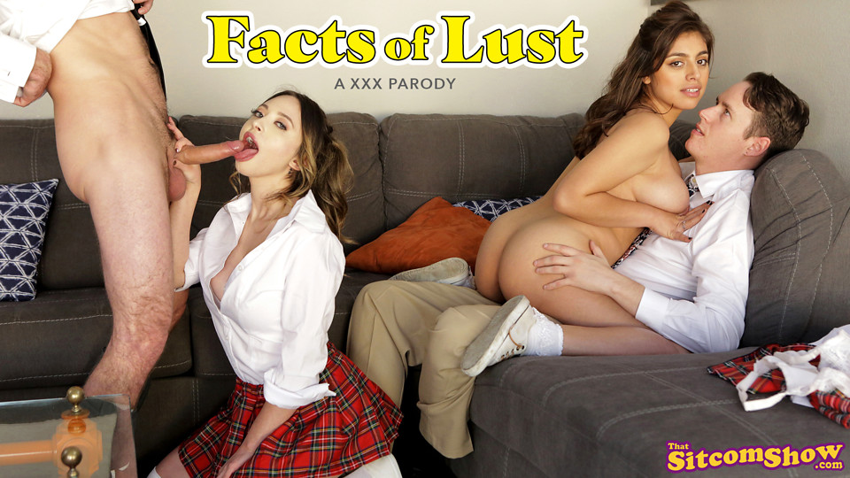 Facts Of Lust More The Merrier - S2:E9