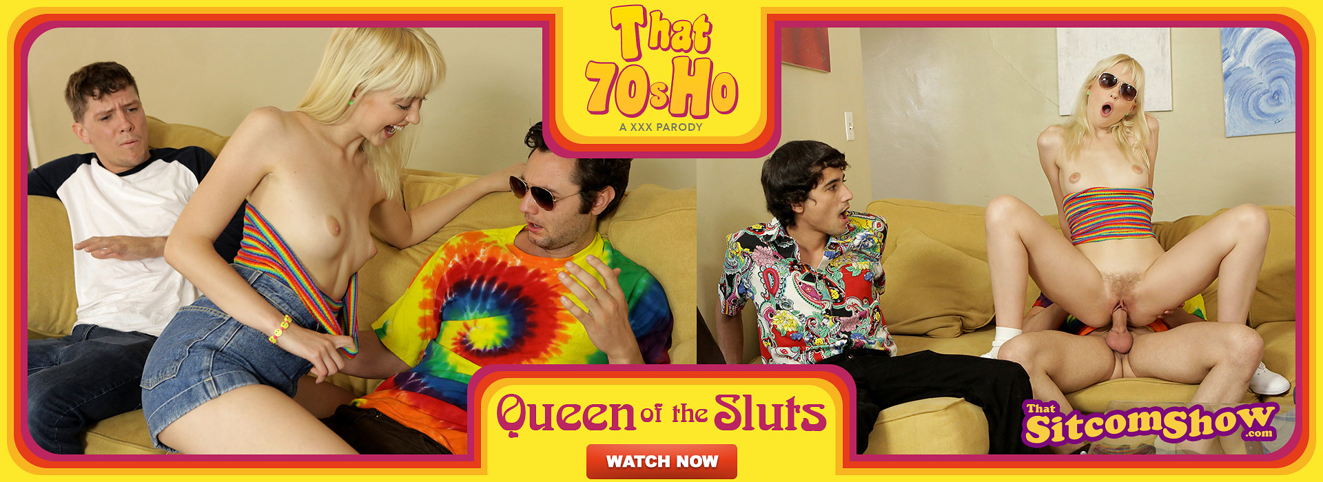 That 70s Ho Queen Of The Sluts