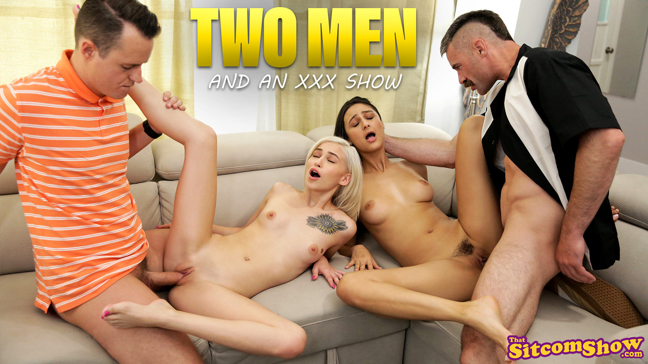 That Sitcom Show - Two Men And An Xxx Show A Better Lover - S4:E8